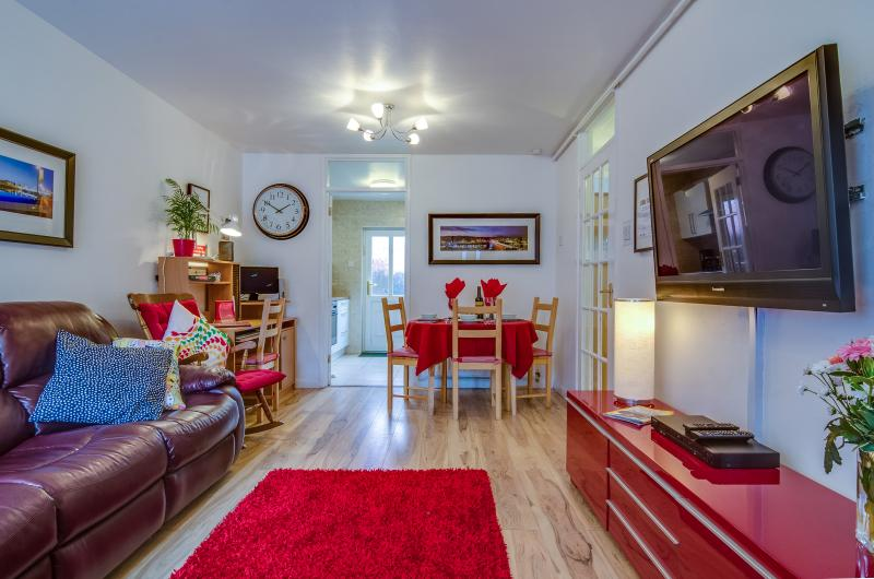 Belfast Apartment - 4 star 2 bedroom accommodation, vacation rental in Belfast