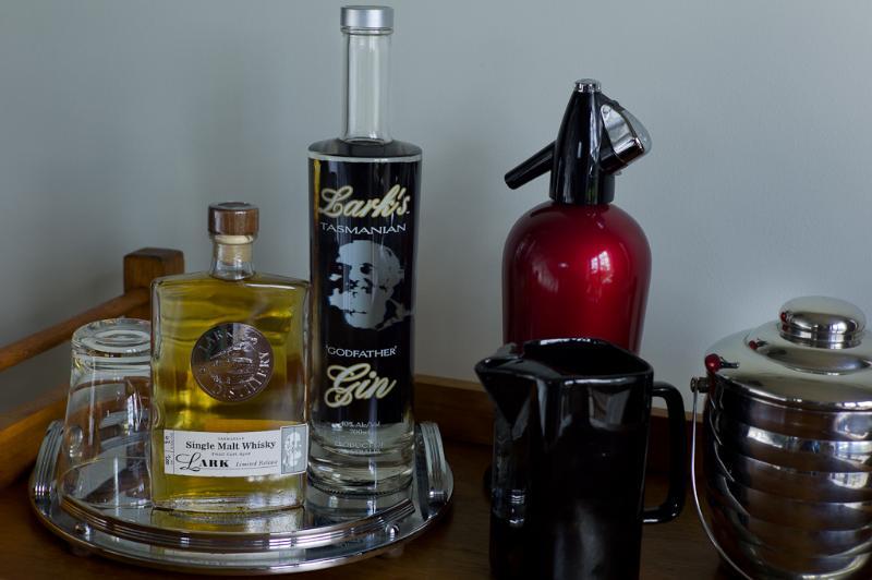 Carro de bebidas