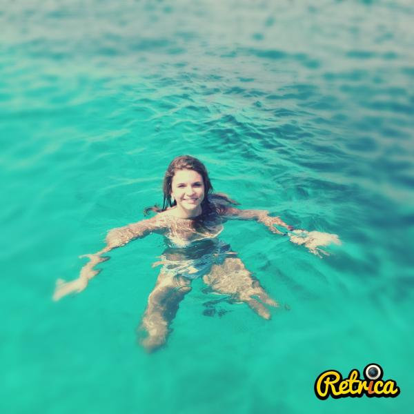 the water of the Emerald Coast - emerald seawater
