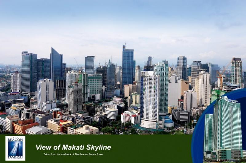 horizonte de Makati