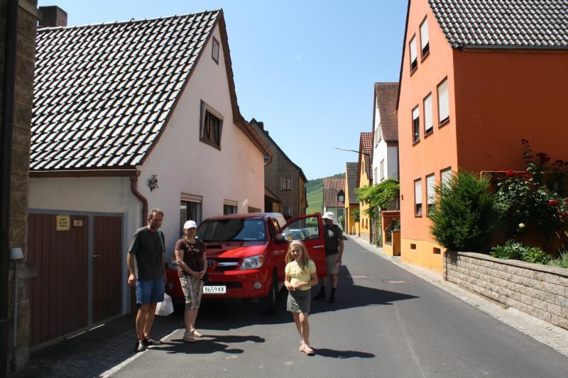 House in the heart of Frankenweinland, Ferienwohnung in Würzburg