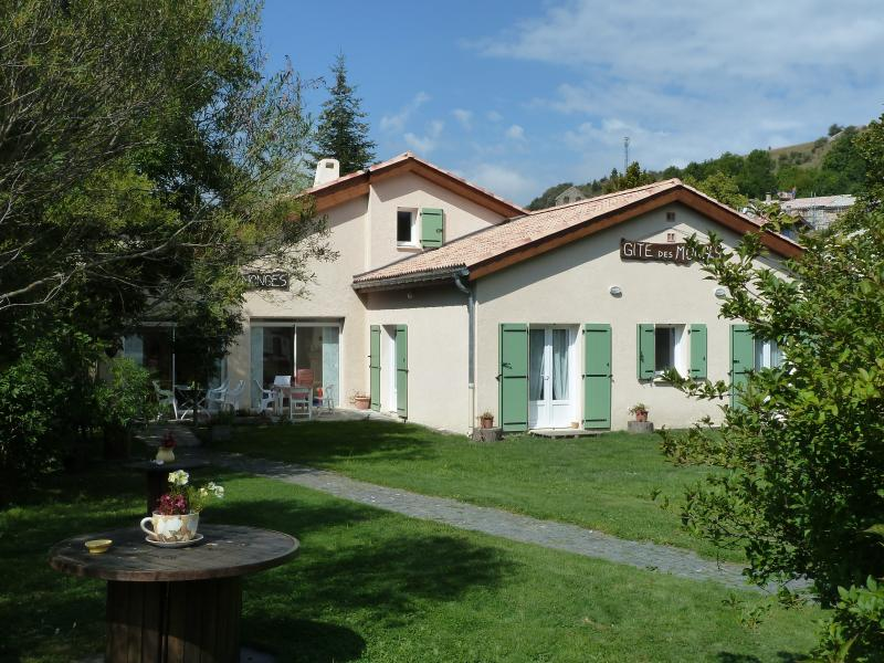 Gite des Monges  chambre 2, vacation rental in Sigoyer