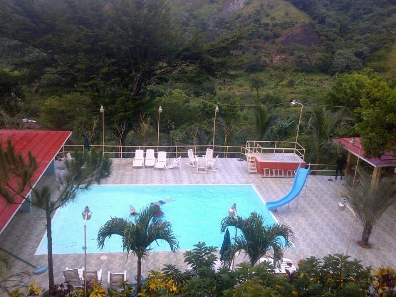 Mountain Paradise Rancho Rio Alegre In Dominican Rep, holiday rental in Monsenor Nouel Province