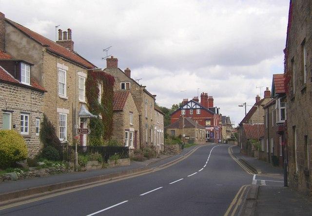 Hight Street Snainton