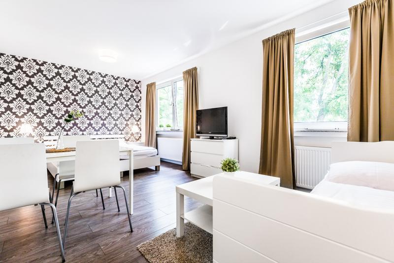 Modern apartment in Cologne Höhenberg