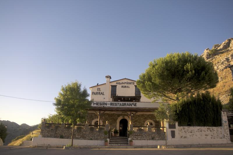 Posada El Parral, vacation rental in Sierra de Grazalema Natural Park