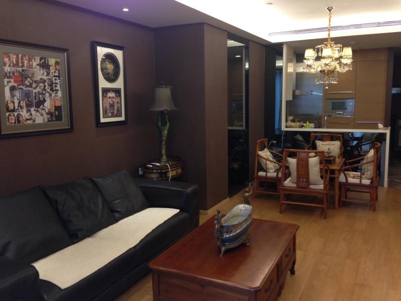 Beijing Center, Great Building and Apartment, Ferienwohnung in Peking