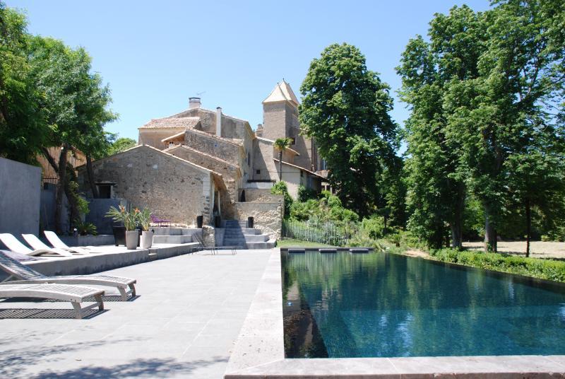La Maison Haute, vakantiewoning in Bassan