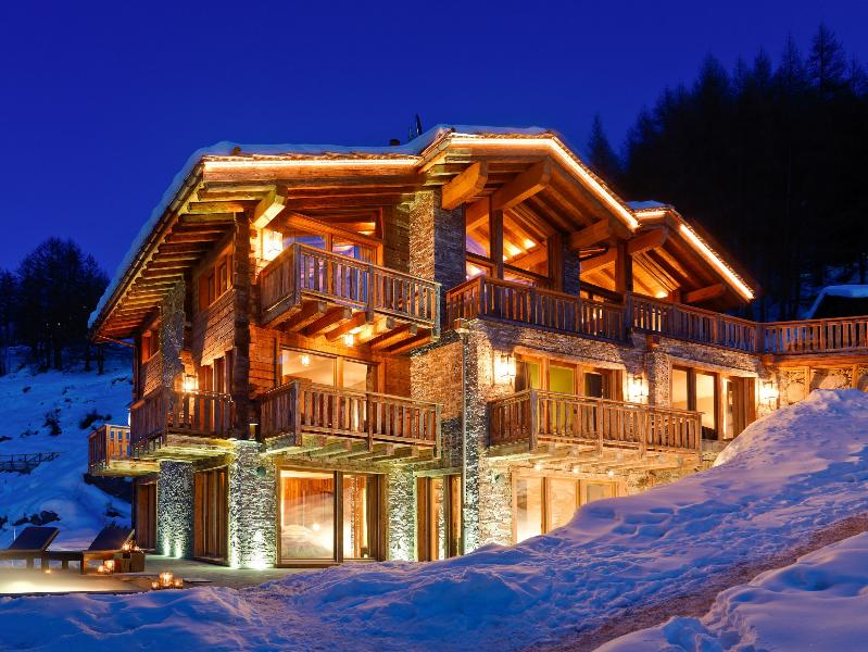 WINNER OF BEST CHALET IN THE WORLD - CHALET LES ANGES - BEST RATES GUARANTEED Chalet in Zermatt