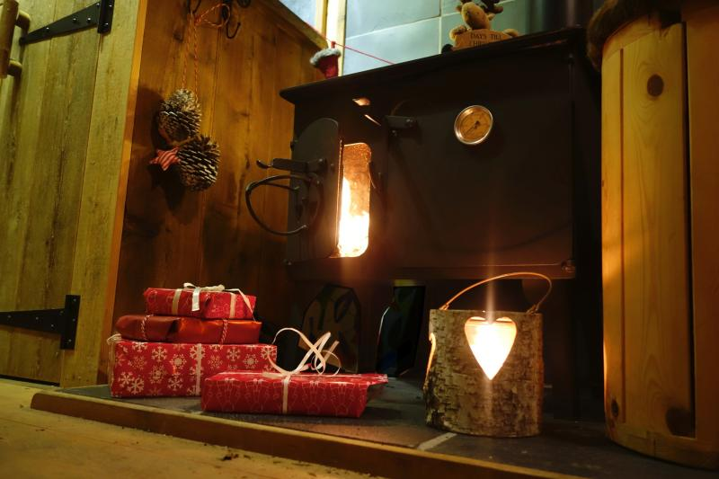 Perfect for Christmas - together with our other accom - sleeps 15