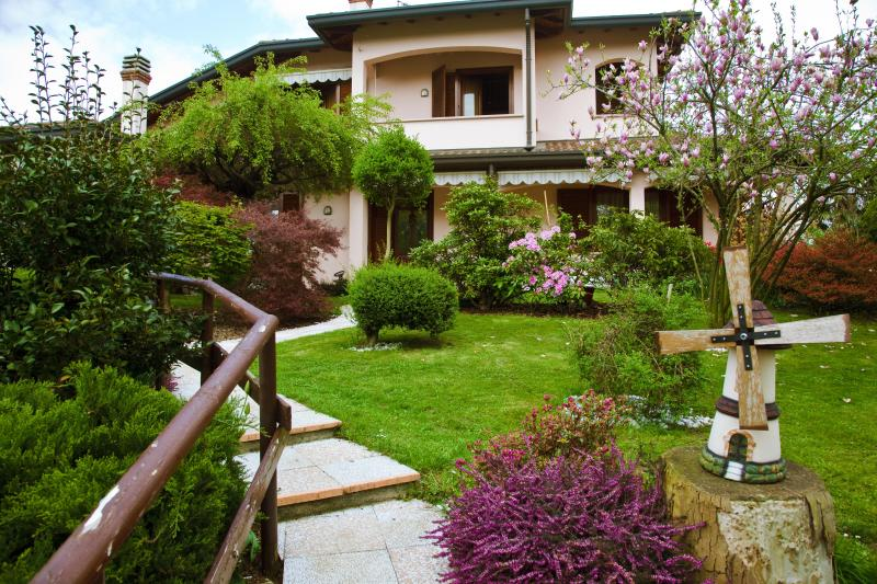 IL poggio Malpensa, holiday rental in Samarate