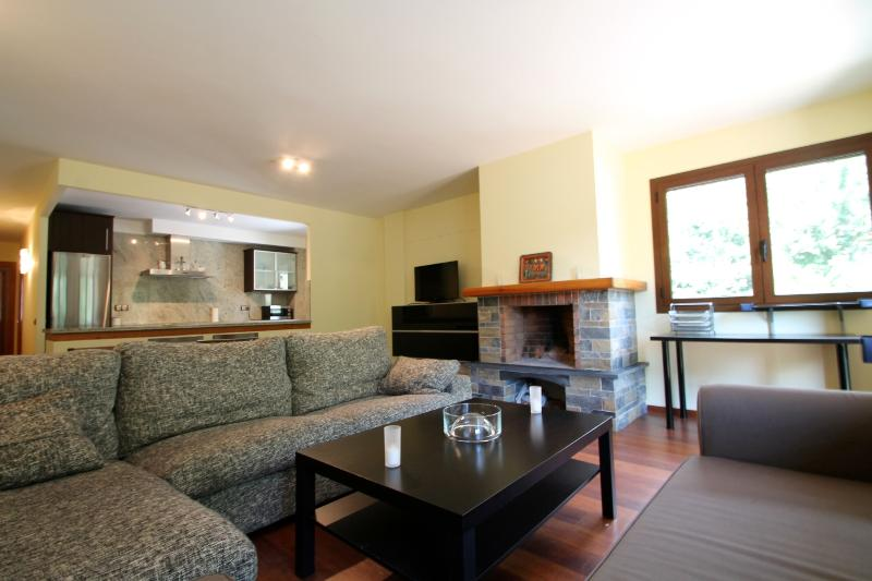 Arinsal para 8 personas, Ed. Tosquers, holiday rental in Ordino