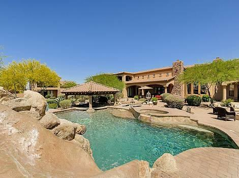 ****8400sf Mansion on a 4 acre gated estate!!!****, casa vacanza a New River