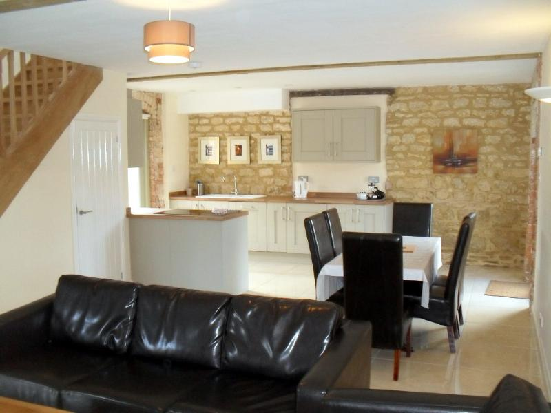 Badgers Sett, Towcester, Northamptonshire., holiday rental in Buckingham