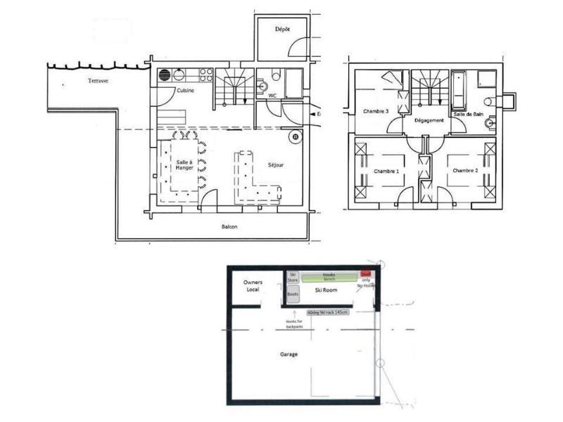 Chalet Floorplan