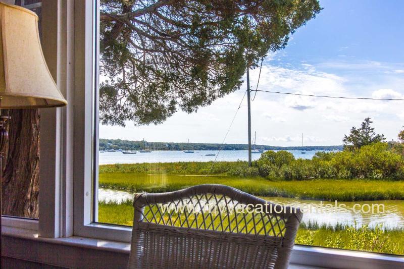 Views Across Lagoon