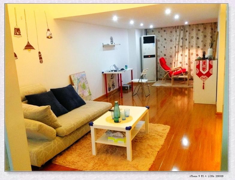 Fine tow-story apartment in Nanjing, location de vacances à Xiamen