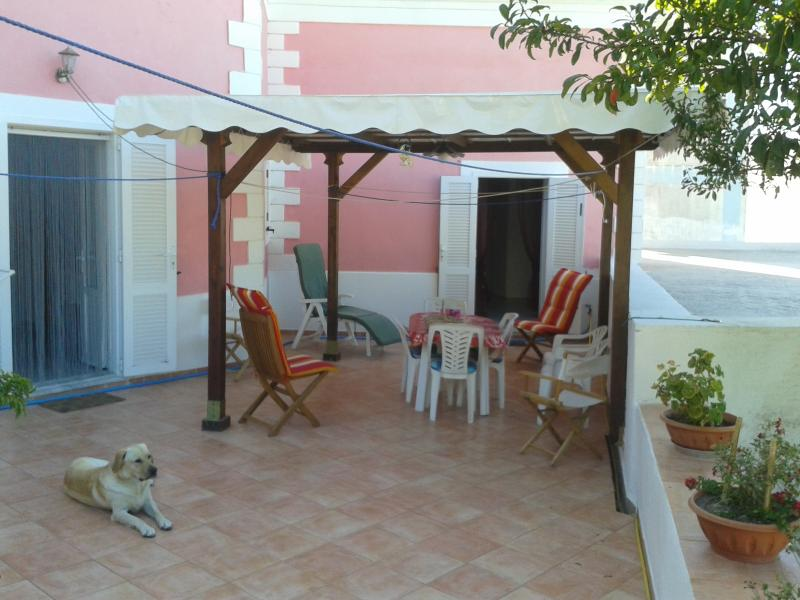 casa vacanza Ponza, aluguéis de temporada em Le Forna