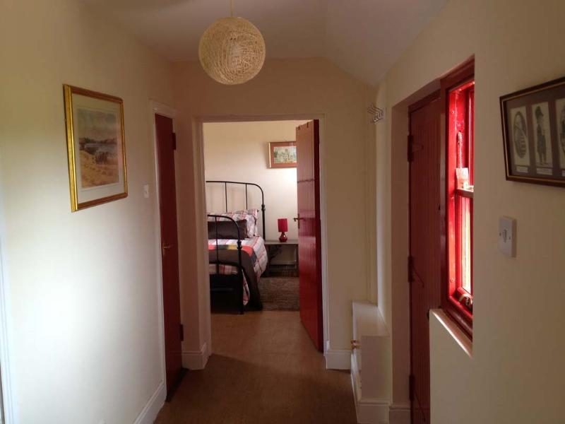 The spacious 1 bedroom 3* self catering cottage