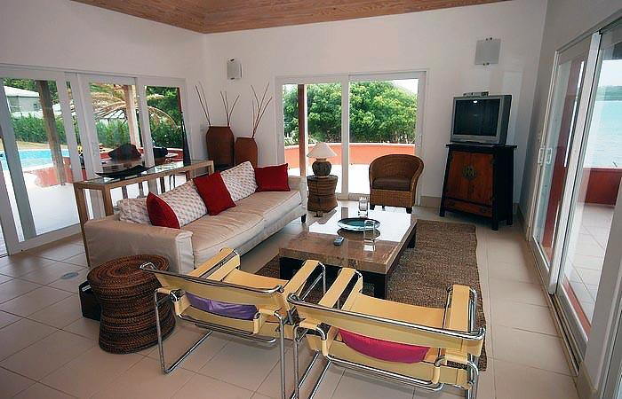 Frangipani Villa, vacation rental in Falmouth