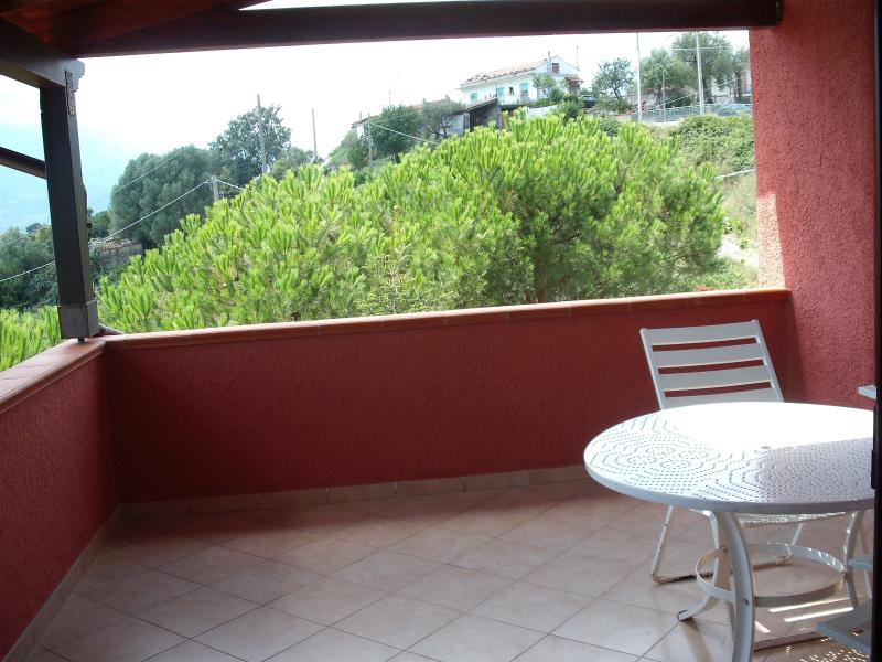 terrace of 12 sqm. sea ​​View