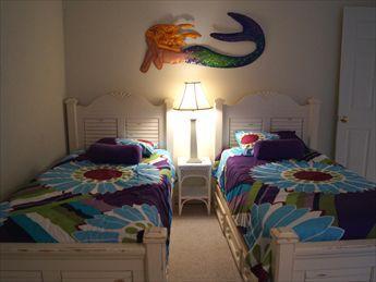 Bedroom 4, 3rd Floor