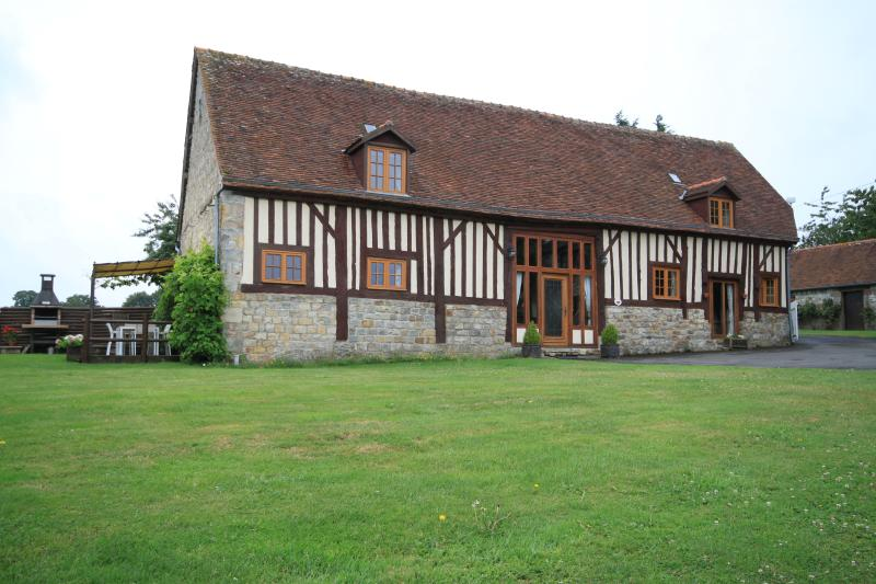 Casa de férias Le Pressoir