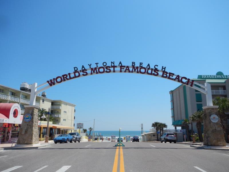 Public Beach Entrance