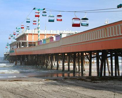 Magnificent Entertainment, Dining and Fishing Pier