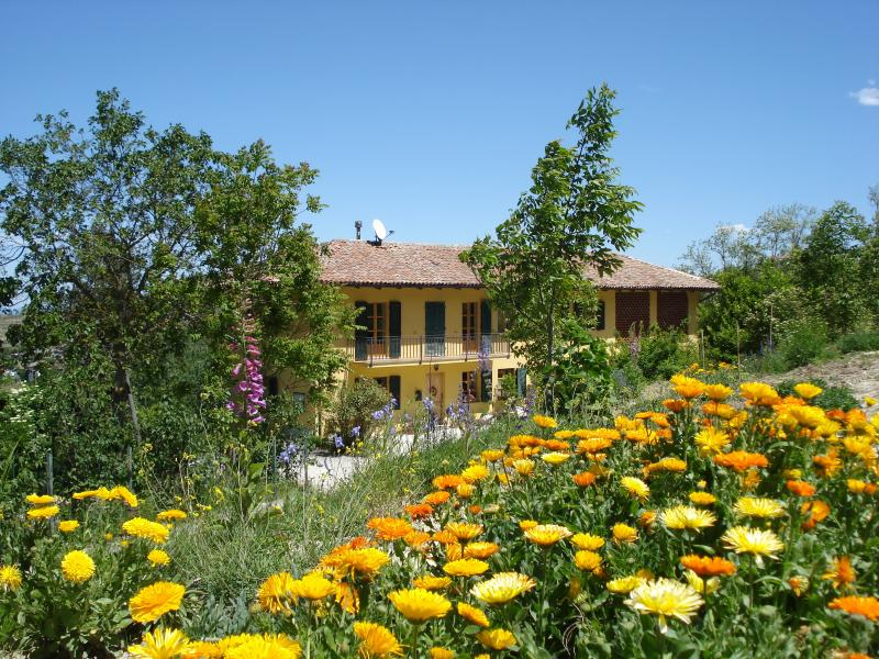 Casa Calendula, vacation rental in Santo Stefano Belbo
