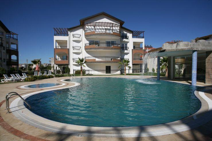 Palm gardens  2 bedroom 2 shower rooms, holiday rental in Manavgat