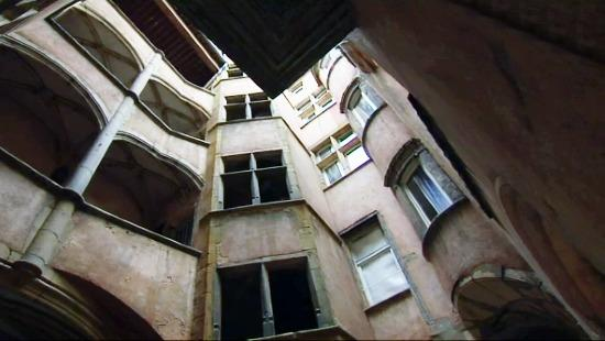 Renaissance courtyard of the building