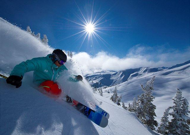 Whistler is consistently rated the #1 ski resort in North Americ