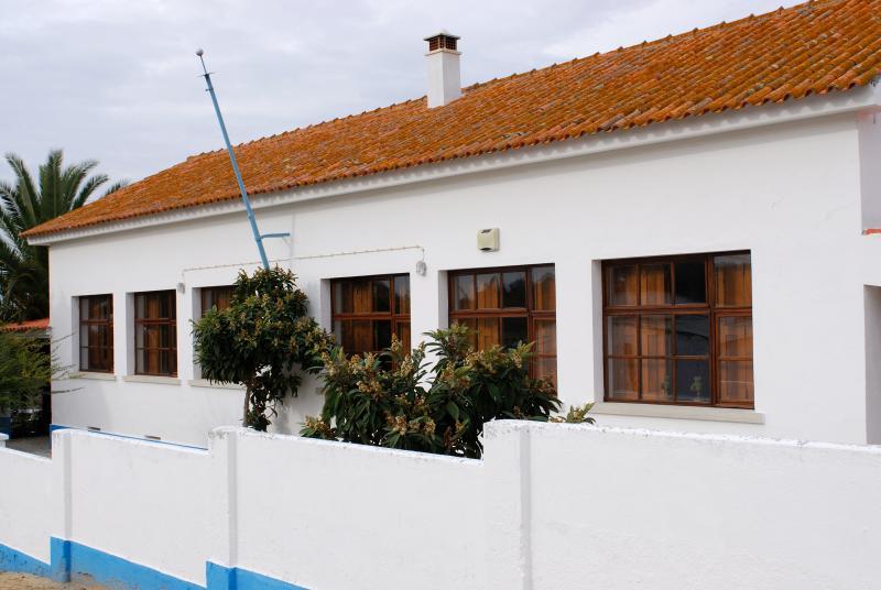 Maison de l'école (CASA DA ESCOLA) DE SÃO ROMÃO, location de vacances à Ourique