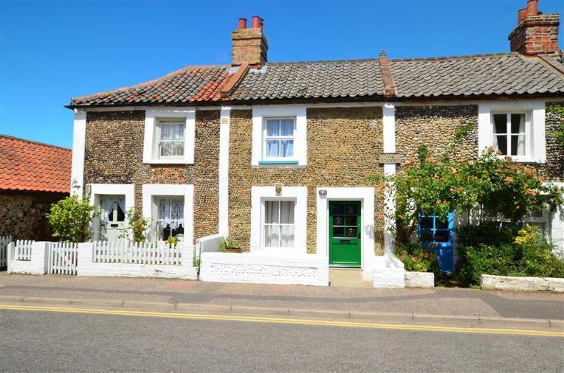 Anser Cottage - tradicional listado casa pedernal 1825