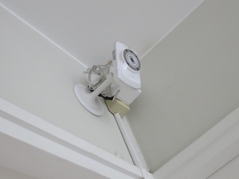 Câmera de segurança Torres Del Mar (Porta)