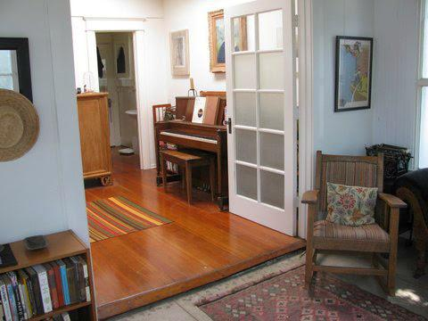 Studio into living room