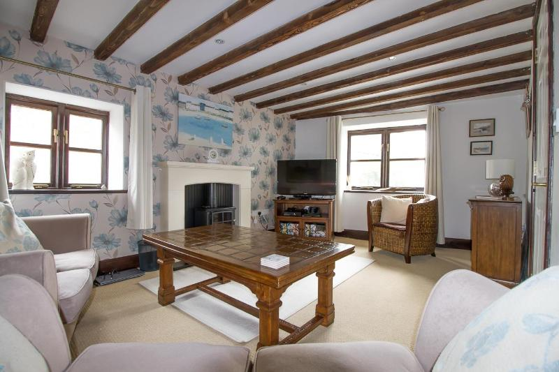 The Old Granary, holiday rental in Seahouses