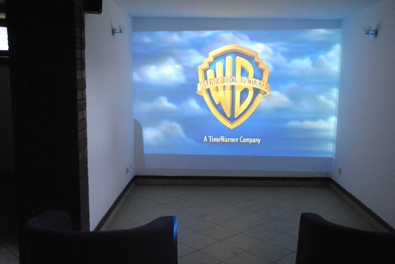 Home cinema with Xbox station at the Villa Chamonix !!!