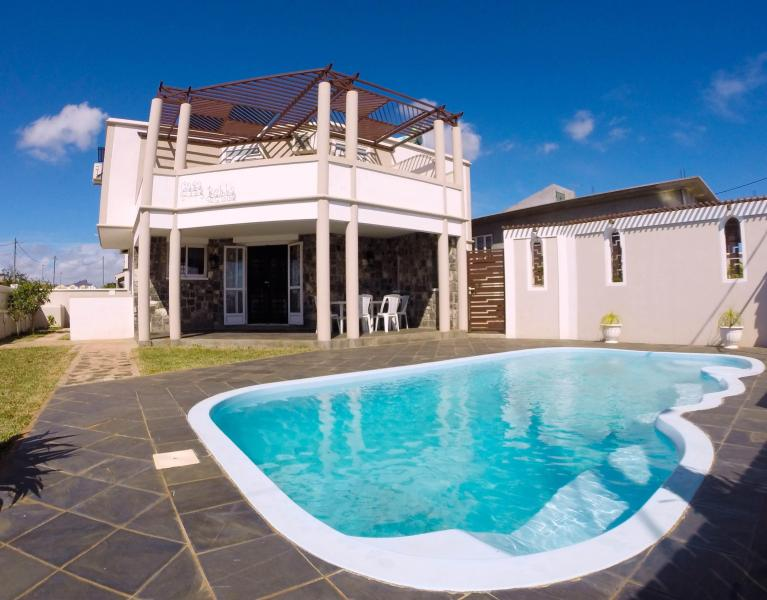 Casa Bella è la base ideale da dove è possibile esplorare i tesori di Mauritius.