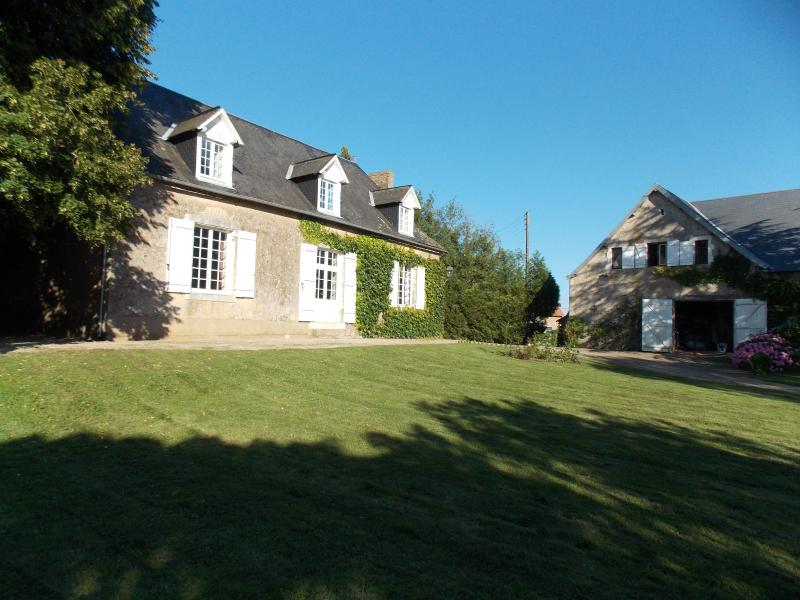 LA PINARDIERE, holiday rental in Domfront-en-Champagne