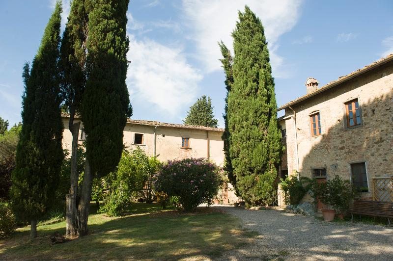 Il Poggio, holiday rental in San Vincenzo A Torri