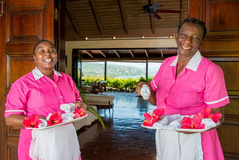 Memorable at Knockando will be the warmth and friendly affection ...