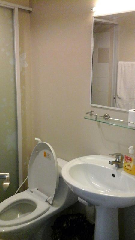 Toilet en badkamer #2