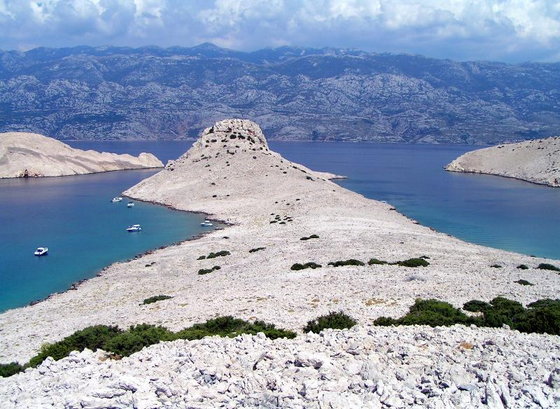 Island Pag paradise