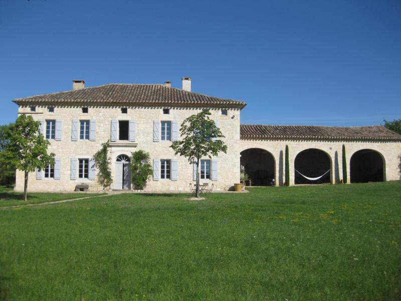 La Bourthoumarie, vacation rental in Monesties