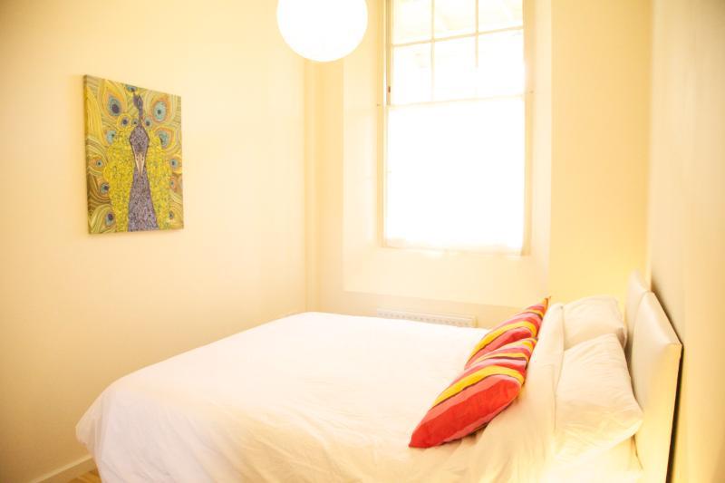 Bedroom 2, 1 x double or 2 x singles