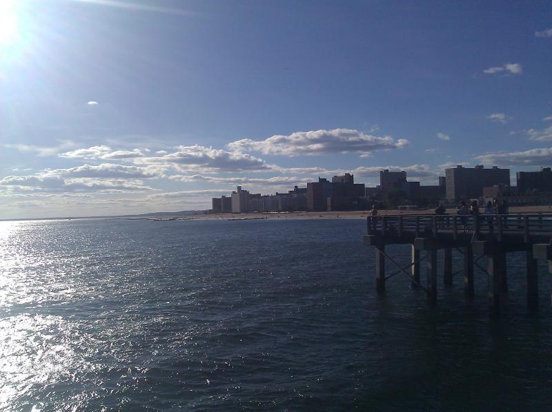 Vista a la bahía