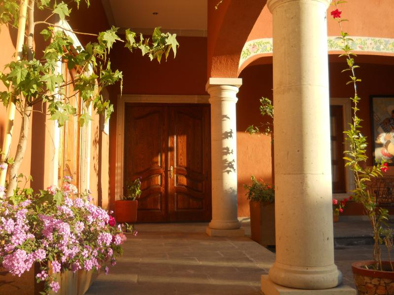 Casa Hacienda el Capricho, vacation rental in Tequisquiapan