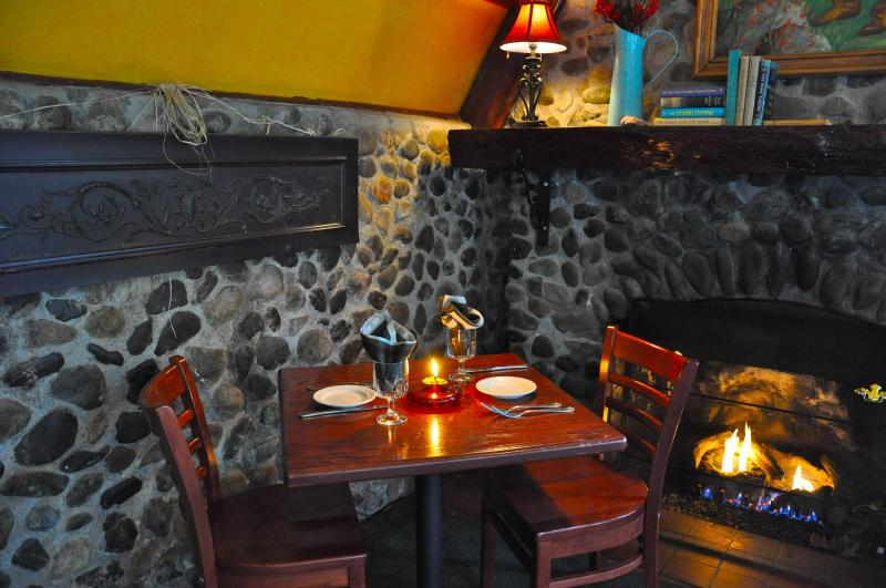 Vijf sterren Restaurants